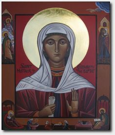 St Elizabeth, Mother of the Baptist