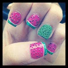New caviar nails by @kvy610!! She puts up w/ all my detailed requests!! - @angelporrino- #webstagram