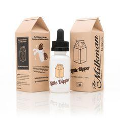 Little Dipper - The Milkman E Liquid #vape #vaping #eliquid