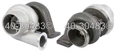 buyautoparts.com carries OEM BorgWarner Turbo Chargers. Buyautoparts part number 40-30483 ON, crosses with BorgWarner part number 172033