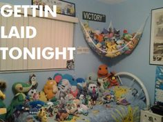 I used to have that Pokemon bedspread.