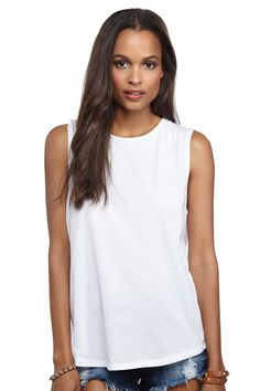 Ali Muscle Tank | Cotton On