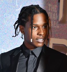 Rapper With Braids Picture asap rocky prozess in schweden gericht spricht us rapper Rapper With Braids. Here is Rapper With Braids Picture for you. Rapper With Braids asap rocky braids how to get hair like rocky braids atoz. White Rapper With Braids, Asap Rocky Braids, Asap Rocky Wallpaper, Asap Rocky Fashion, Lord Pretty Flacko, Afro, A$ap Rocky, Mens Braids, American Rappers