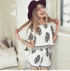 Lily mac may summer lool style