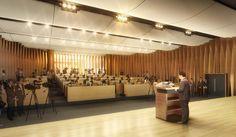 HAEAHN architecture H architecture national assembly complex seoul korea designboom