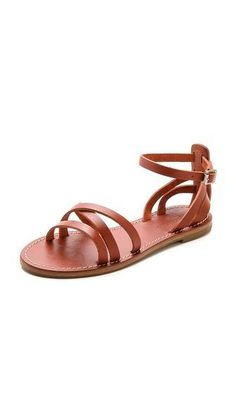 The Rowell Sandals / Madewell