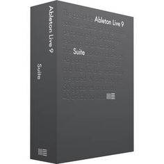 Ableton   Live 9 Suite - Music Production Software