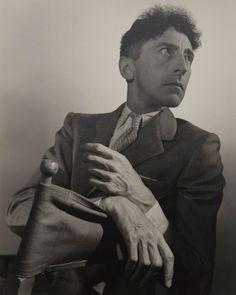 George Platt Lynes - Jean Cocteau