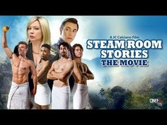 Steam Room Stories: The Movie - - Traci Lords, Shirtless Hunks, Sexy Gay Men, Steam Room, Dvd Blu Ray, Official Trailer, Movie Trailers, Audio Books, Comedy