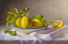 Larry Brooks — Lemons and Leaves (642x417)
