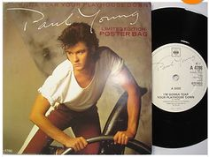 At £4.20  http://www.ebay.co.uk/itm/Paul-Young-Im-Gonna-Tear-Your-Playhouse-Down-CBS-Records-7-Single-4786-/261106485643