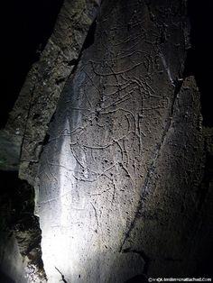 Prehistoric Rock Engravings in Foz Coa, Portugal