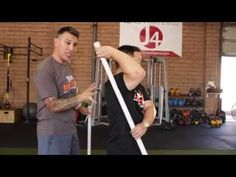 Stick Mobility Episode 3: Rotational Stretch and Shoulder Mobility - YouTube