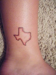 ankle texas