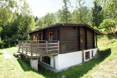 Vrijstaand chalet met 5 slaapkamers en 2 badkamers