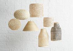 DIY LAMPEN SELBER machen lampe diy lampenschirme selber machen holz rattan