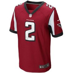 Matt Ryan Nike Elite Stitched Football Jersey(red)