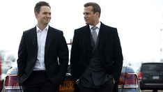 Mike Ross and Harvey Specter Bromance