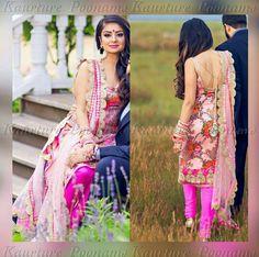 Punjabi Suit by Poonams Kaurture