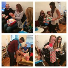 Holiday work party, Christmas at the office #teambuilding #holidayparty | PaperStreet