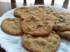Mrs. Fields Chocolate Chip Cookies