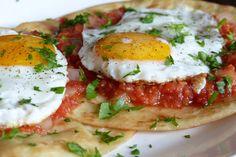 Huevos rancheros | Cocinar en casa es facilisimo.com