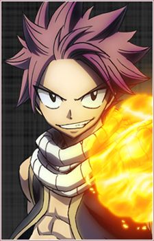 "Natsu ""Salamader"" Dragneel, the Fire-breathing, Protective yet Arrogant Fire Dragon Slayer of Fairy Tail"