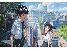 映画『君の名は。』の作品情報:『星を追う子ども』『言の葉の庭』などの新海誠が監督と脚本を務めたアニメーション。見知らぬ者同士であった田舎町で生活している少女と東京に住む少年が、奇妙な夢を通じて導かれていく姿を追う。