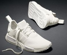 kgoaxg adidas NMD XR1 All-white Shoe Review | Adidas Shoes 2015/2016