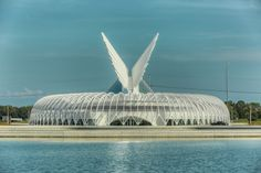 Florida Polytechnic University Innovation Science and Technology Building | Photo: Macbeth Photo | Bustler