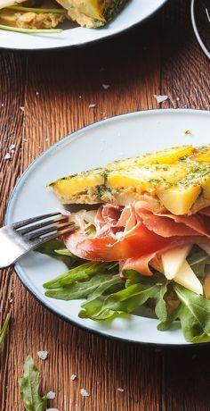 Spanische Tortilla-Sandwiches | Rezept | Urlaub: Spanien | Pinterest ...