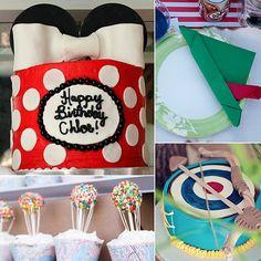 Best Disney-Inspired Birthday Party Themes