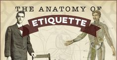 How to Be a Gentleman From Head to Toe: The Anatomy of Etiquette   The Art of Manliness