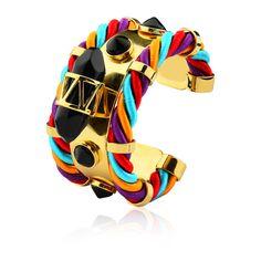 Rope Frida bracelet - Collection VIVA LA VIDA #mariadolores www.designmariadolores.com.br