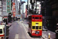 Гонконг, 1985