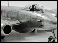 1/32 Gloster Meteor F4