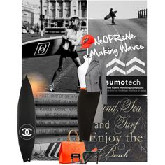 """""""Making Waves - Surfer Style"""" by lacas on Polyvore"""
