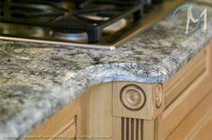 Edges For Granite Countertops Cove Half Bullnose Full