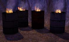 Barrel o' Fire