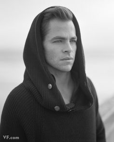 Chris Pine - Photography by Mark Seliger