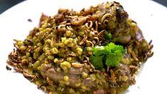 Borbás Marcsi szakácskönyve - Ludaskása (2019.11.10.) Sprouts, Grains, Rice, Beef, Vegetables, Youtube, Food, Meat, Veggies