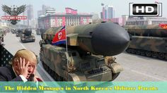 The Hidden Messages in North Korea's Military Parade | WORST NIGHTMARE f...