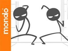 Dick Figures - Kung Fu Winners
