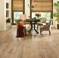 Hardwood, White Oak, LImed Dove Tint - Flooring Gallery | Design Gallery from Armstrong Flooring
