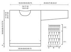 "Donna - Pulóver en ganchillo DROPS, en ""Cotton Light"". Talla: S – XXXL. - Free pattern by DROPS Design"