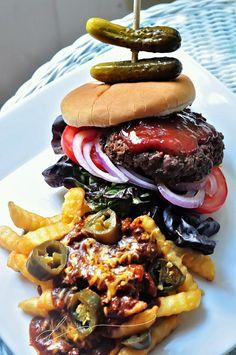 divianconner: Burger....