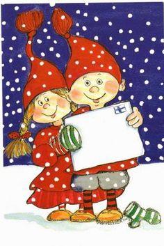 Pinzellades al món: Preparant la carta al Pare Noel / Preparando la carta a Papá Noel / Preparing the letter to Santa Claus