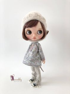 ** Blythe outfit ** Lucalily 582**_画像8