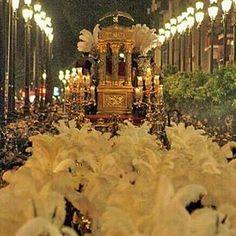 Macarena Sevilla Christ, Rome, Fotografia