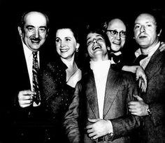 Alexander Galich, Galina Vishnevskaya, Mikhail Baryshnikov, Mstislav Rostropovich, Joseph Brodsky.